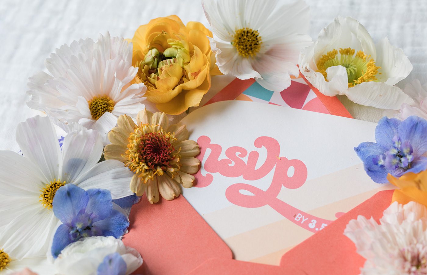 Revolution-Paper-Co-Luxury-Wedding-Stationery-Groovin-Love-Collection-rsvp-photo-by-Lilac-and-Lemon-Photography