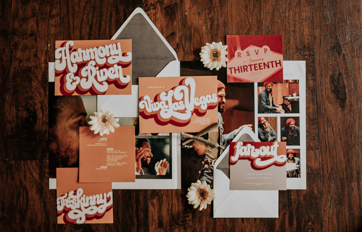 Revolution-Paper-Co-Luxury-Wedding-Stationery-Viva-Las-Vegas-Custom-Wedding-Stationery-photo-by-Jekalo-Photography