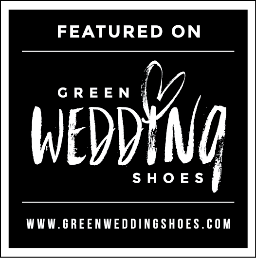 Green Wedding Shoes featured Revolution Paper Co on their blog!