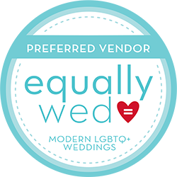 Revolution Paper Co is proud to be on Equally Wed in both the Stationery and LGBTQ Owned Categories