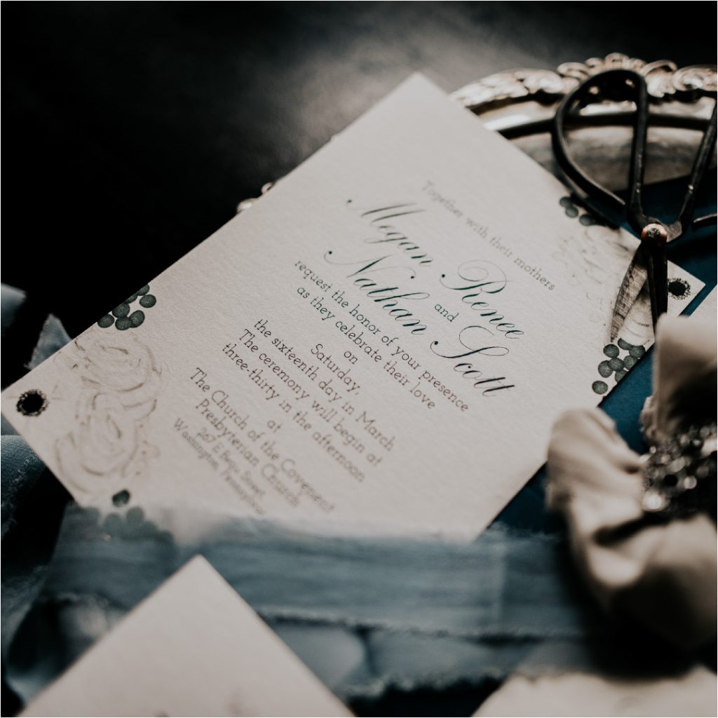 perfect wedding invitation wording for formal dates, photography by Jekalo Photography